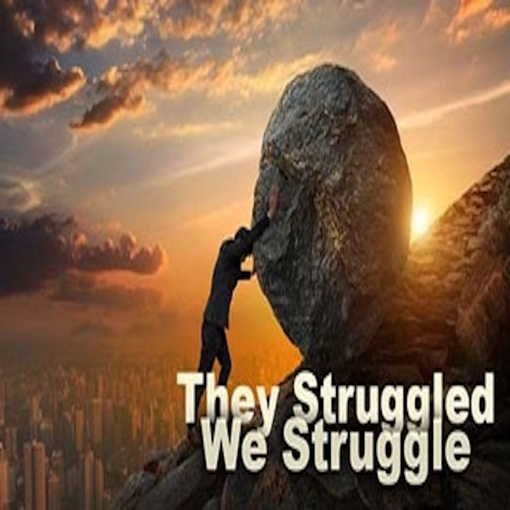 They Struggle We Struggle