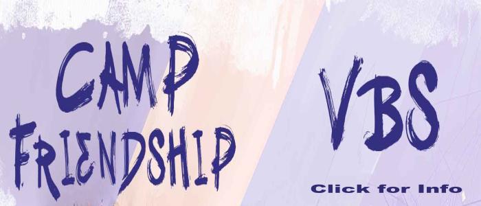 VBS Camp Friendship